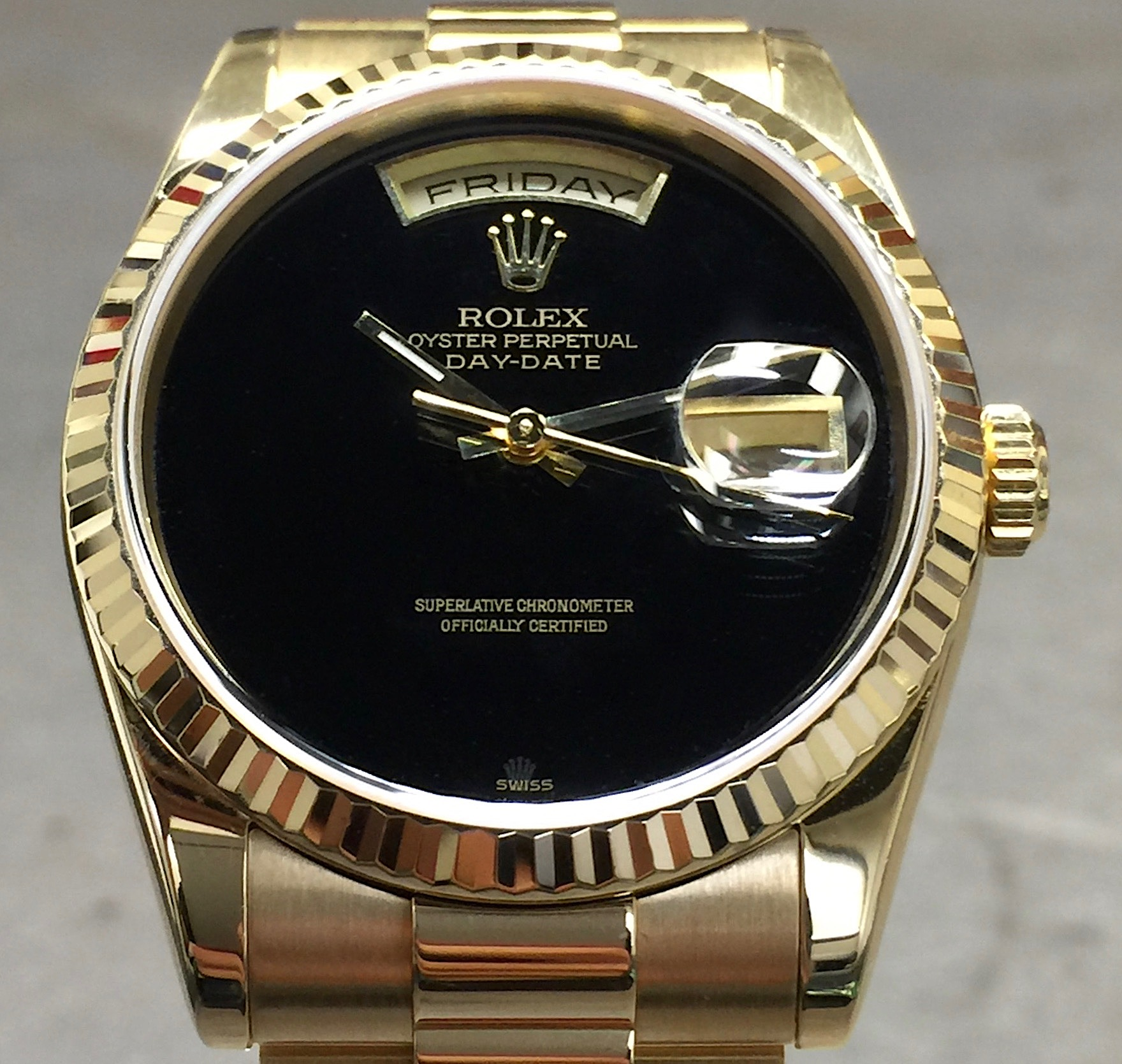 ROLEX Oyster Perpetual President