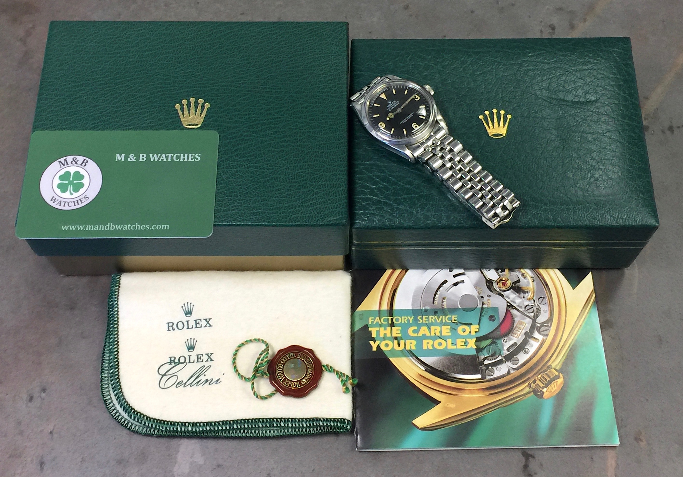 vintage shop onbekend watches explorer front amsterdam sku rolex